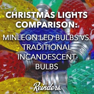 Christmas Light comparison